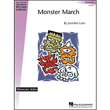 Hal Leonard Monster March Elementary Level 2 Showcase Solos Hal Leonard Student Piano Library