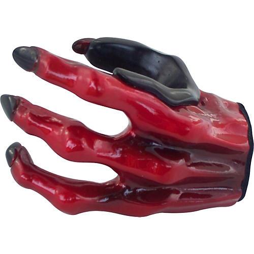 Grip Studios Monster-Red 3 Finger Custom Guitar Hanger