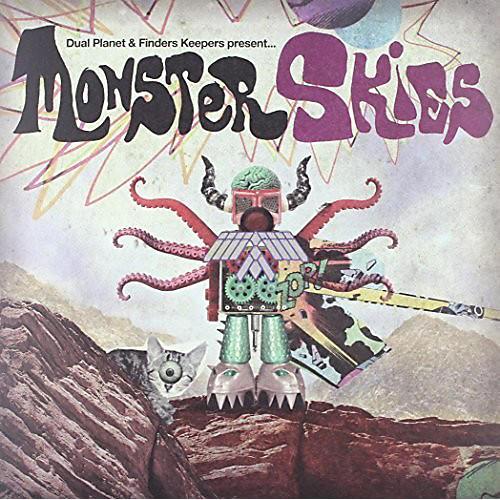 Alliance Monster Skies (Dual Planet & Finders Keepers) - Monster Skies (Dual Planet & Finders Keepers)