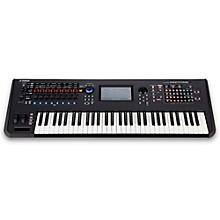 Open BoxYamaha Montage 6 61-Key Flagship Synthesizer