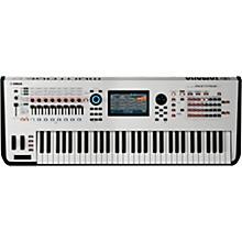 Open BoxYamaha Montage 6 61-Key Flagship Synthesizer White