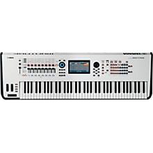 Yamaha Montage 7 76-Key Flagship Synthesizer White