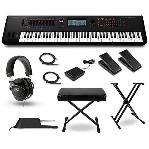 Yamaha Montage 7 Synthesizer Package