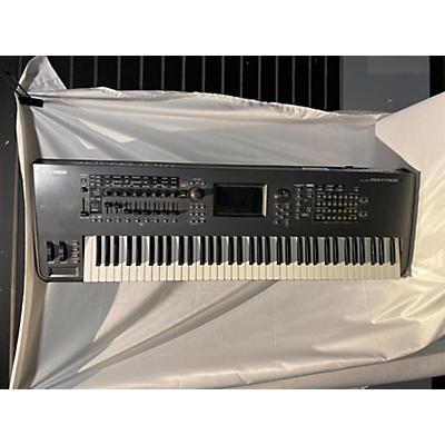 Yamaha Montage 76 Key Synthesizer