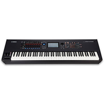 Yamaha Montage 8 Flagship Synthesizer
