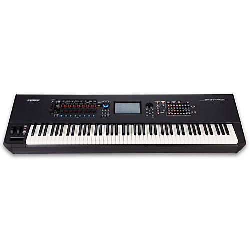 yamaha montage 8 flagship synthesizer musician 39 s friend. Black Bedroom Furniture Sets. Home Design Ideas