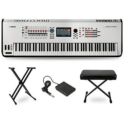 Yamaha Montage 88-Key Synthesizer Essentials Kit
