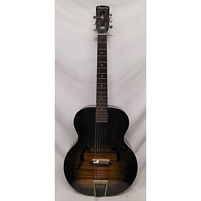 Harmony Monterey Hollow Body Electric Guitar