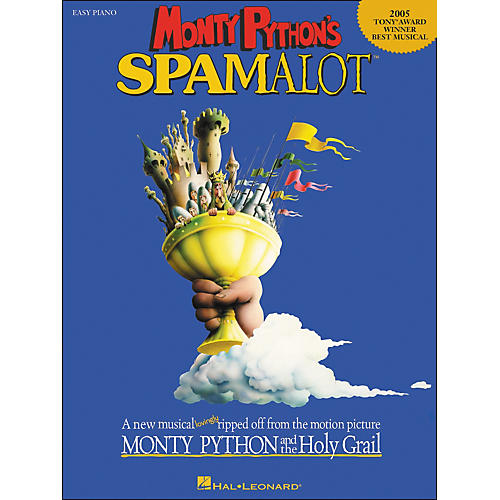 Hal Leonard Monty Python's Spamalot for Easy Piano