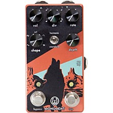 Walrus Audio Monument Harmonic Tap Tremolo V2 Effects Pedal