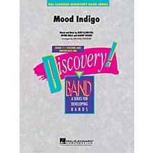 Hal Leonard Mood Indigo Concert Band Level 1.5 by Duke Ellington Arranged by Michael Sweeney