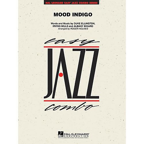 Hal Leonard Mood Indigo Jazz Band Level 2 by Duke Ellington Arranged by Roger Holmes