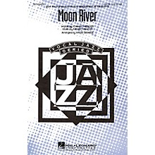 Hal Leonard Moon River (from Breakfast at Tiffany's) SATB DV A Cappella arranged by Steve Zegree