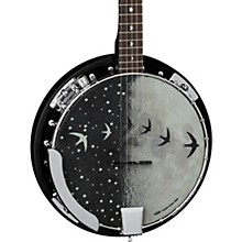 Luna Guitars Moonbird BGB 5-String Acoustic/Electric Banjo