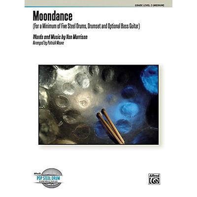 Alfred Moondance Steel Drum Ensemble Score & Parts