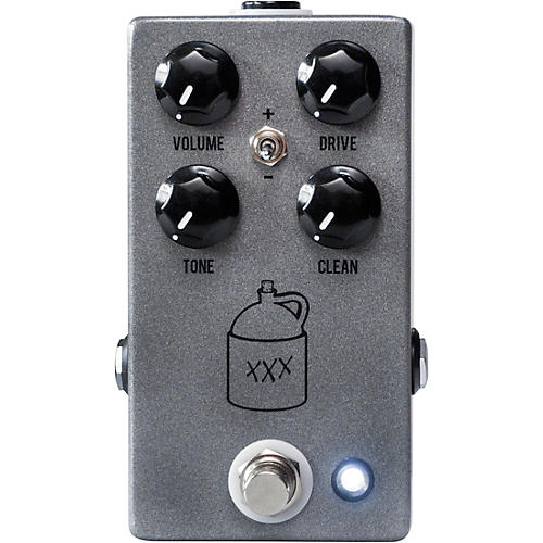 JHS Pedals Moonshine V2 Overdrive Effects Pedal