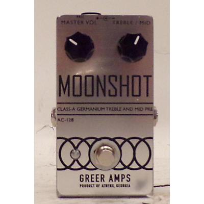 Greer Amplification Moonshot Effect Pedal