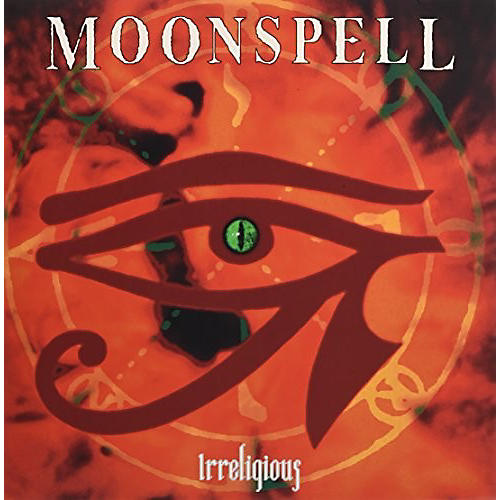 Alliance Moonspell - Irreligious (Orange Vinyl)