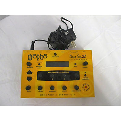 Sequential Mopho Monophonic Desktop Analog Synthesizer
