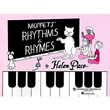 Lee Roberts Moppets' Rhythms and Rhymes - Child's Book Pace Piano Education Series Written by Helen Pace