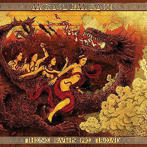 Alliance Morass Of Molasses - These Paths We Tread