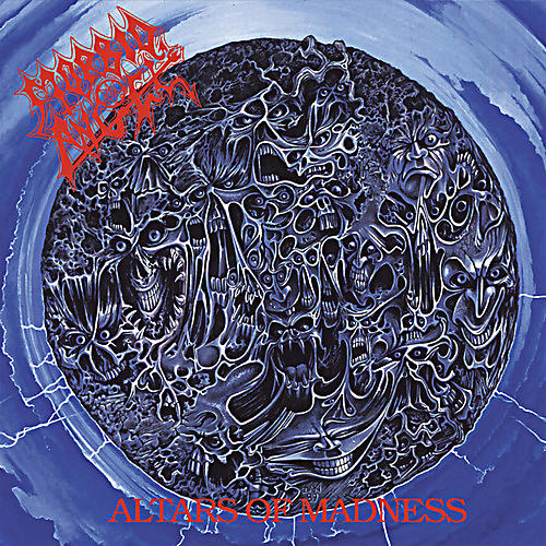 Alliance Morbid Angel - Altars Of Madness