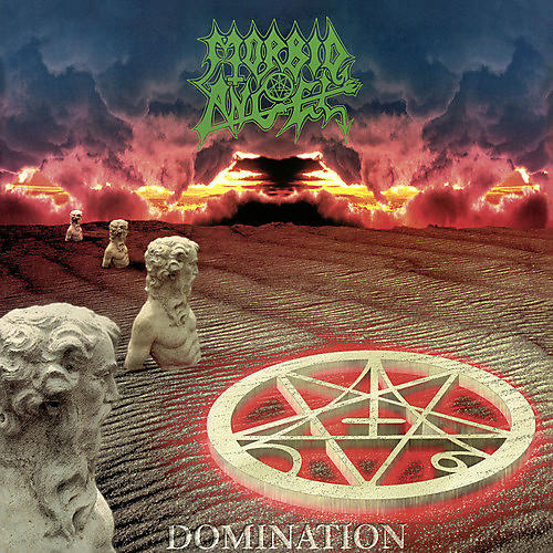 Alliance Morbid Angel - Domination