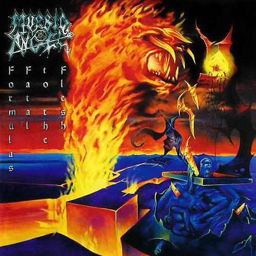 Alliance Morbid Angel - Formulas Fatal to the Flesh