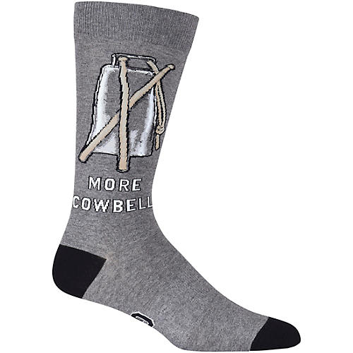 K. Bell More Cowbell Sock