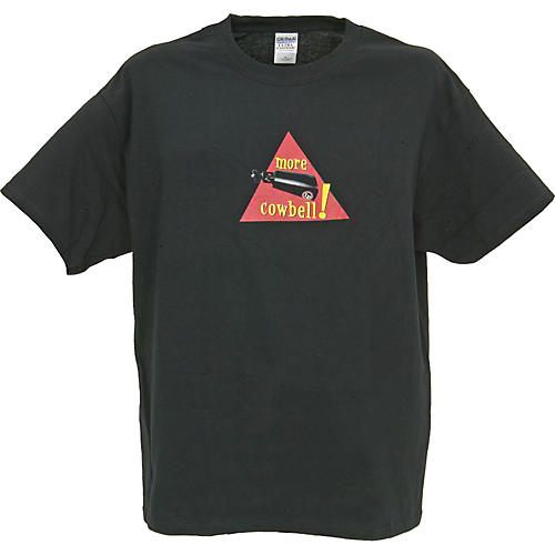 Gear One More Cowbell T-Shirt