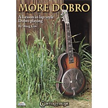 Centerstream Publishing More Dobro : A Lesson In Lap Style (DVD)