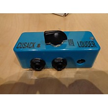 Cusack More Louder Boost Effect Pedal