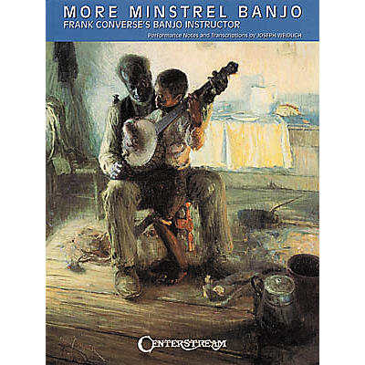 Centerstream Publishing More Minstrel Banjo Songbook