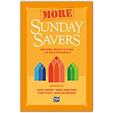 Alfred More Sunday Savers SATB Choral Book