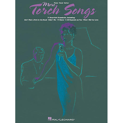Hal Leonard More Torch Songs Songbook