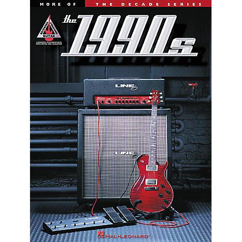 Hal Leonard More of the 1990's Guitar Tab Songbook