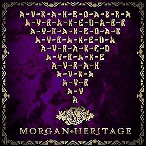 Alliance Morgan Heritage - Avrakedabra