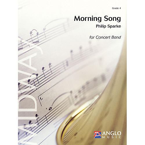 De Haske Music Morning Song (Score and Parts) Concert Band Level 4 Composed by Philip Sparke