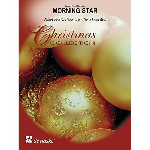De Haske Music Morning Star Concert Band Level 2.5 Arranged by Henk Hogestein