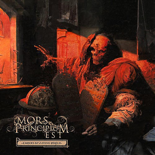 Alliance Mors Principium Est - Embers Of A Dying World