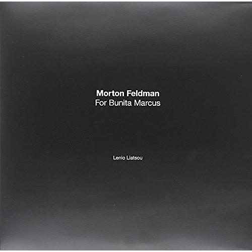 Alliance Morton Feldman - For Bunita Marcus