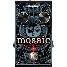 Open Box DigiTech Mosaic 12-String Guitar Effects Pedal