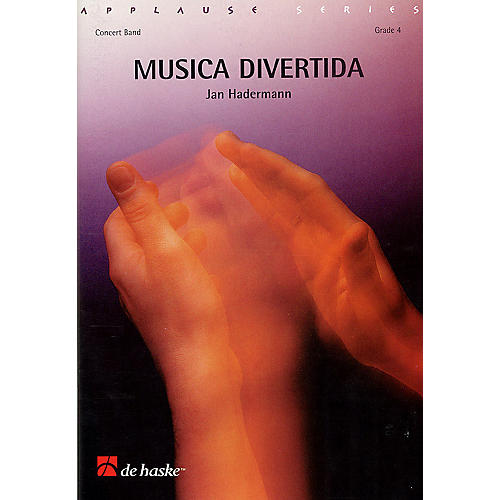 Hal Leonard Mosica Divertida For Alto Saxjazz Ensemble And Band Sc Only Grade 5-6 Concert Band