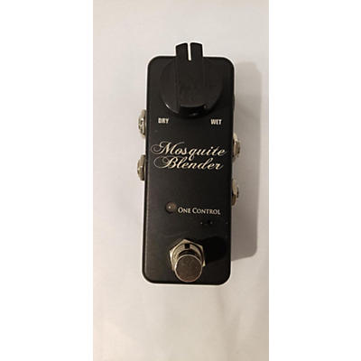 One Control Mosquite Blender Pedal