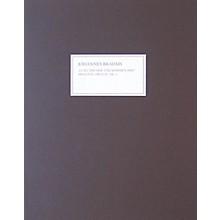 G. Henle Verlag Motet Op. 29, No. 1 (Facsimile) Henle Facsimile Series Softcover