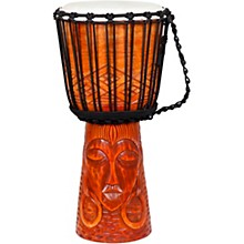 X8 Drums Mother Earth Djembe Drum