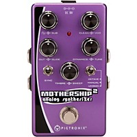 Deals on Pigtronix Mothership 2 Analog Synthesizer Pedal