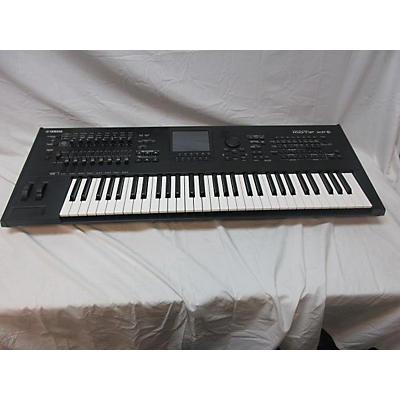 Yamaha Motif XF6 61 Key Keyboard Workstation