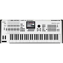 Yamaha Motif XF6 White 61-Key Workstation