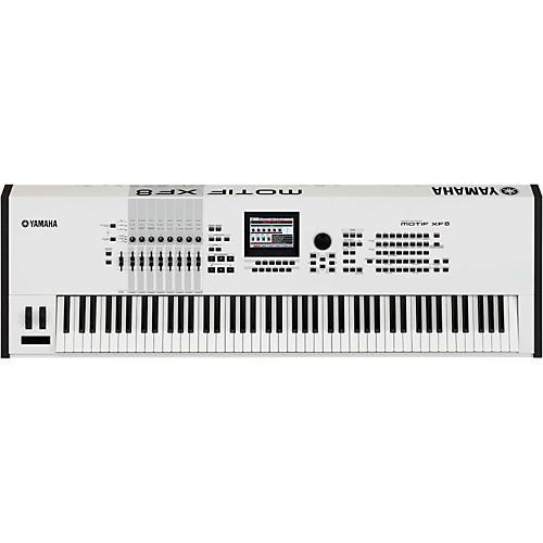 yamaha motif xf8 white 88 key workstation musician s friend rh musiciansfriend com yamaha motif xf user manual motif xf manual español